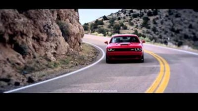 Dodge Challenger SRT Hellcat Sliding Into US Showrooms Soon: Video