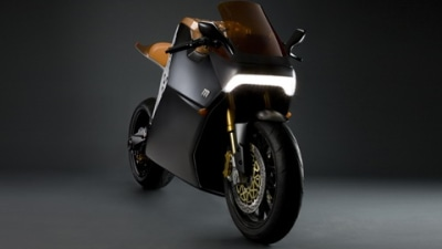 Mission One Electric Sport Bike Unveiled
