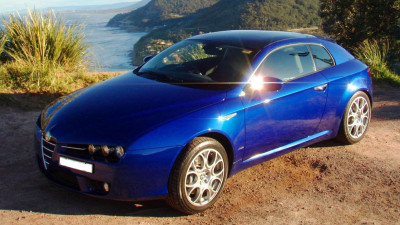 Alfa Romeo Brera 3.2 JTS V6 Road Test Review