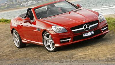 2012 Mercedes-Benz SLK On Sale In Australia