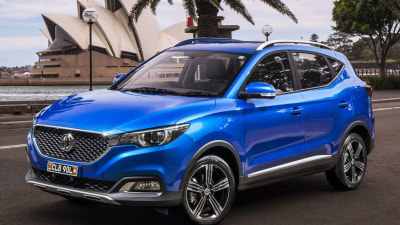 2018 MG ZS - Price And Features For Australia