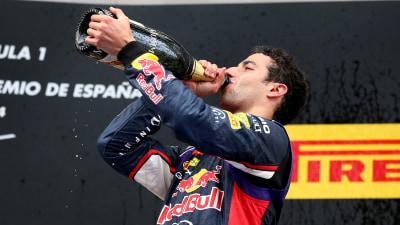 F1: Vettel 'Working For His Money' in 2014 - Ricciardo