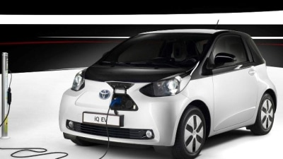 Toyota Sells EV Tech To Chinese Startup