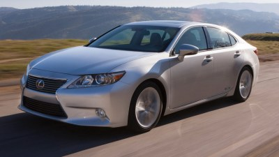 2013 Lexus ES: Right-hook Production Opens Door For Australian Return