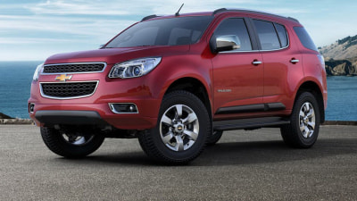 Holden Colorado 7 SUV Revealed In Production Chevrolet Form