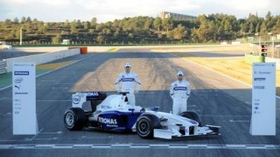 BMW-Sauber Unveils F1.09. In Valencia