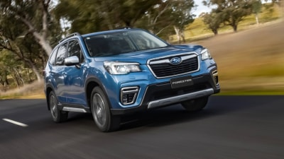 Subaru Forester 2018 first drive review