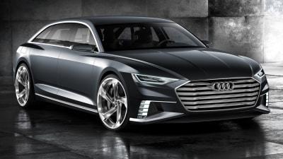 Audi Prologue Avant Wagon Concept Revealed For Geneva