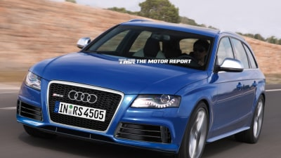 New Audi RS4 Still On Track, Despite Rumours To The Contrary: Report