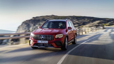 2020 Mercedes-AMG GLB35 4Matic revealed