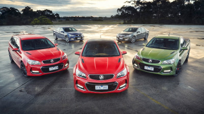 Holden VFII Commodore And Caprice Recalled For Airbag Circuit Fix