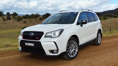 2016 Subaru Forester tS REVIEW, Price, Features | STI Handling, And Dutifully Brisk