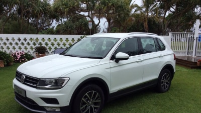 2017 Volkswagen Tiguan REVIEW | The Tiguan Gets A Bigger Cargo Space, And Lots, Lots More Besides