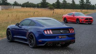 Tickford Adds Tyre And Wheel Upgrade Packages To Mustang Catalogue