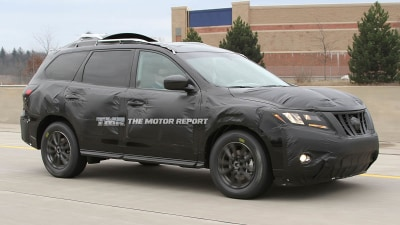 2013 Nissan Pathfinder, Electric Van Concepts Confirmed For Detroit Show