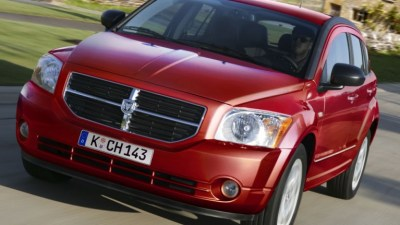 2010 Dodge Caliber Gets All-New Interior, Now Available In Australia
