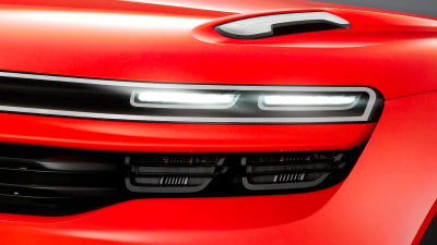Citroen Teases New Aircross Crossover