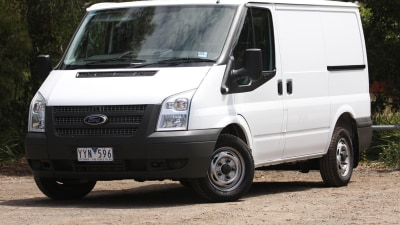 2012 Ford Transit 125 T280 SWB FWD Review