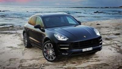 Porsche Macan Turbo new car review