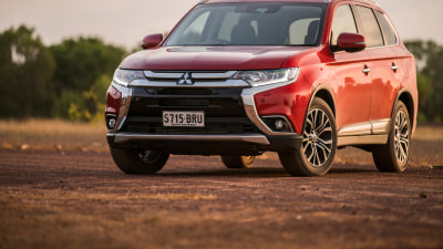 The sweet spot: Mitsubishi Outlander