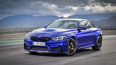 2017 BMW M4 CS Brings More Torque, More Carbon Fibre To Flagship 4 Series