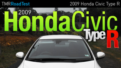 2009 Honda Civic Type R Road Test Review