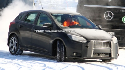 2015 Ford Focus RS Spied Testing; Don't Expect Fiesta RS To Follow