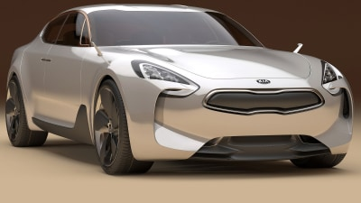 Report: Kia GT Coming At Last?
