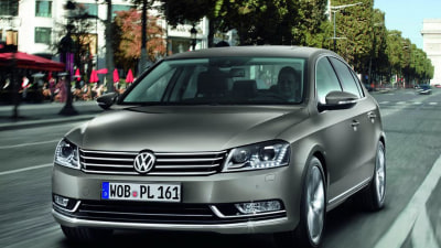 2011 Volkswagen Passat Revealed, Australian Debut Unclear