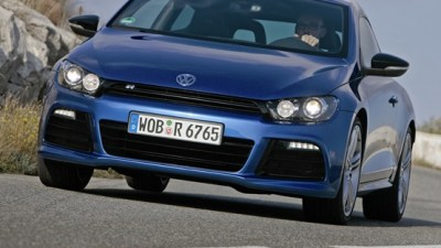 2010 Volkswagen Scirocco Eligible For SEVS Import
