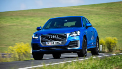 2018 Audi Q2 range review