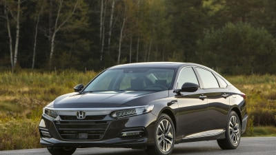 Honda confirms hybrid return
