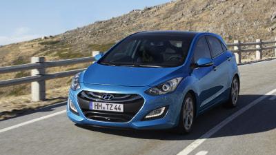 2012 Hyundai i30 Revealed Ahead Of Frankfurt Debut