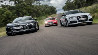 Audi Australia's S and RS Models The True Performers In 2014