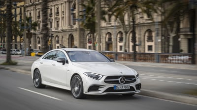 2018 Mercedes-Benz CLS first drive review