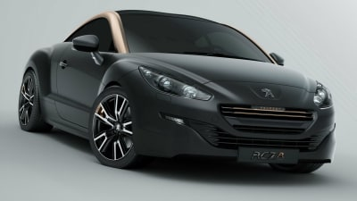 Peugeot RCZ R Concept Previews Powerful New Flagship