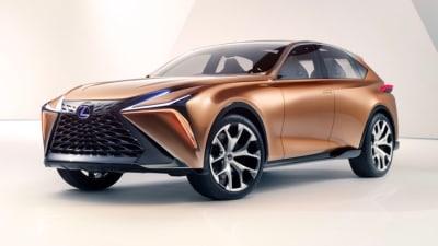 Lexus Unveil LF-1 Limitless Concept