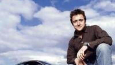 Top Gears Richard Hammond crashes again