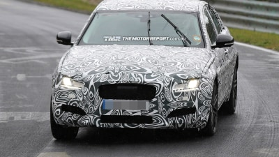 2015 Jaguar XF Bound For New York: Report