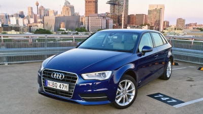 """2016 Audi A3 1.4 TFSI COD REVIEW 