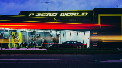 Pirelli P Zero World opens in Melbourne