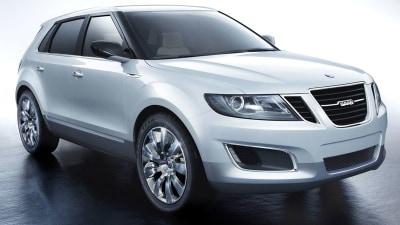 2011 Saab 9-4X To Debut At LA In November