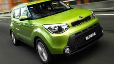 Kia Soul new car review