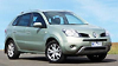 Renault Koleos dCi