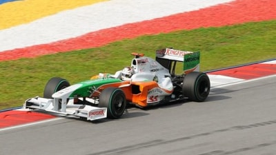 F1: Force India Unlikely To Run KERS For Rest Of Season