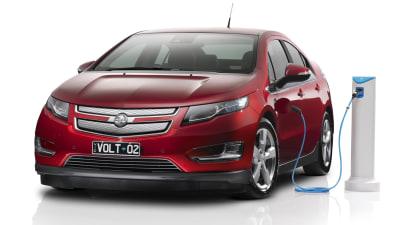 GM Considering Three-cylinder Range Extender For Volt EV: Report