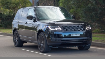 2018 Range Rover Vogue TDV6 new car review