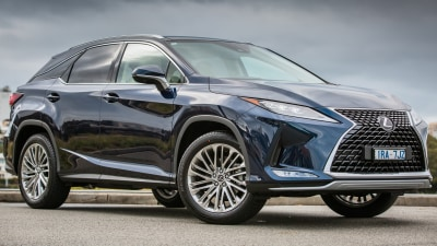 2020 Lexus RX300 Sports Luxury review