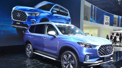LDV Reveals Further Details Of Its First SUV