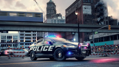 Ford working on autonomous police vehicles